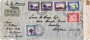 North Borneo Stamps: A Cover That Missed the Last Clipper Service