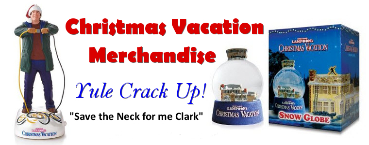 Headline for Christmas Vacation Merchandise