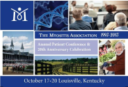Annual Patient Conference [The Myositis Association]