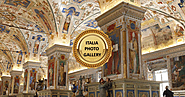 The Vatican Library to digitalize 80.000 manuscripts with around 40 million pages.