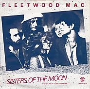 30. Sisters of the Moon - Fleetwood Mac