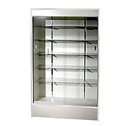 ND Store Fixtures Provide Quality Wall Display Case