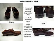 MEN'S SHOES REBUILD