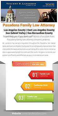 California Family Law Lawyers