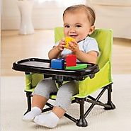 Summer Infant Pop N' Sit Portable Booster