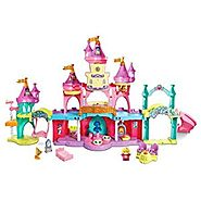 Go! Go! Smart Friends - Enchanted Princess Palace