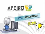 PTE SPEAKING TIPS