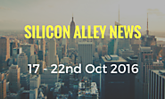 New York Silicon Alley News Weekly 17-22 October - TechJini