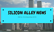 New York Silicon Alley News Weekly 26-31 December - TechJini