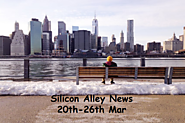 Silicon Alley Tech News Round Up This Week - TechJini