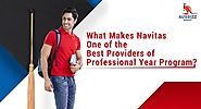 What Makes Navitas One of the Best Providers of Professional Year Program?