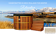 Handcrafted Hot Tubs For Sale In Auckland