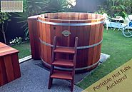 Portable Hot Tubs In Auckland