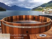 Premium Custom Hot Tubs In Auckland