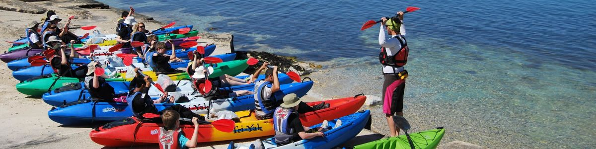 Headline for Equipment Needed for Kayaking – Essentials for a Good Tour