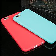 iPhone Beautiful Candy Colorful Ultra Thin Protective Shell
