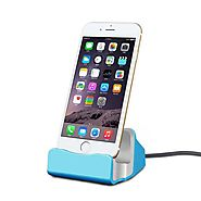 Cradle Charging Dock Station For iPhone