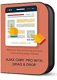 AJAX Cart Pro With Drag & Drop