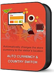 Auto Currency & Country Switch