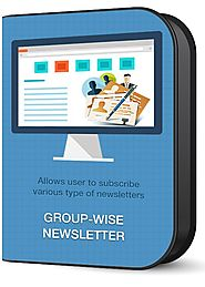 Group-wise Newsletter