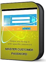 Master Customer Password