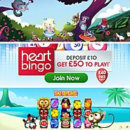 Your Heart Bingo Promotional Code 2016 is here!