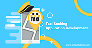 Taxi Booking Application Development: