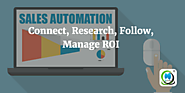 Connect, Research, Follow, Manage ROI | MLeads Blog