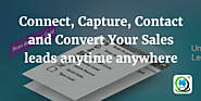 Connect, Capture, Contact and Convert Your Sales leads | MLeads Blog