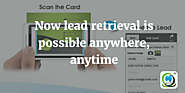 Now lead retrieval is possible anywhere, anytime | MLeads Blog