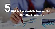 5 Tips to Successfully Improve the Growth of Business | MLeads Blog