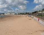 Exmouth Beach Information - Devon Beach Guide