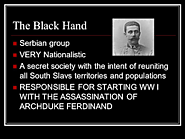 Black Hand | secret Serbian society