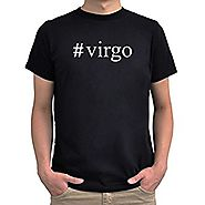 #Virgo Hashtag T-Shirt For Virgo Hunks. Are You One?