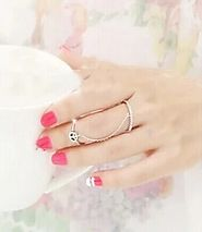 Buy Artificial Fashion Rings for Women Online