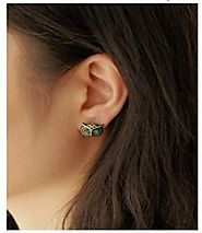 Designer Fashion Earrings Online Shopping India