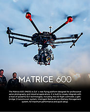 Matrice 600 – Is it really a good buy?