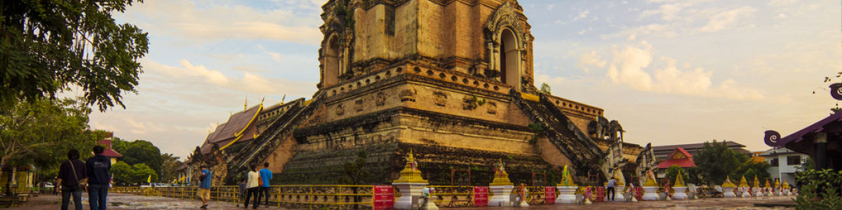Headline for 05 Best Temple's in Chiang Mai, Thailand – Historical City of Religious Charms