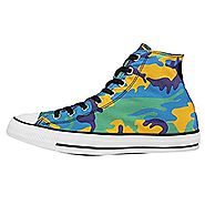 Converse Unisex Chuck Taylor All Star Warhol Hi MULTI-COLOR/WHITE