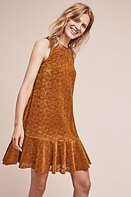Amis Lace Dress