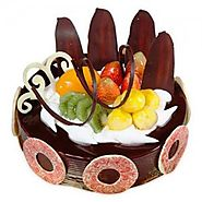 Enjoy Sending the Special Fruit Cake to Your Loved One Through Way2flowers – ALLUSATODAY