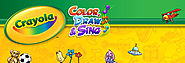 Crayola color draw and sing