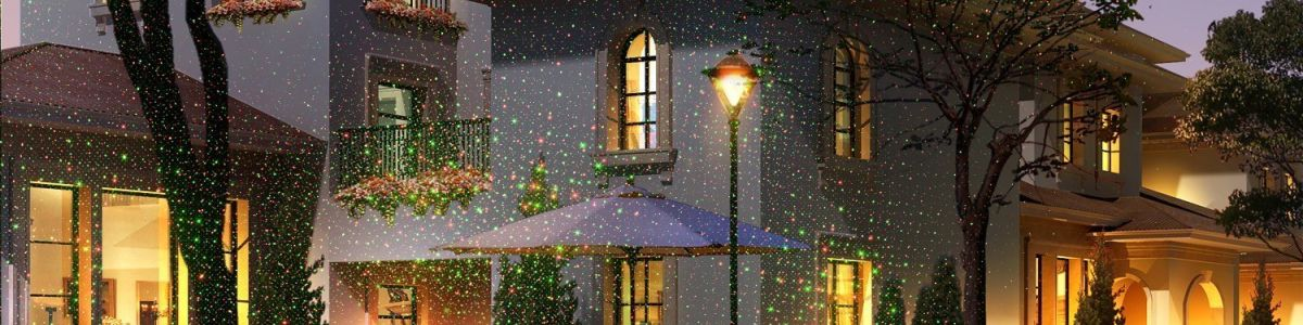 Headline for Christmas Outdoor Laser Light Projectors: Which One Should You Get For Your House?