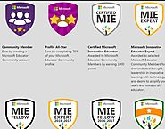 Badges and points - Microsoft in Education
