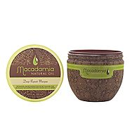 Macadamia Oil Deep Repair Masque, 16.9 Ounce