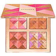 Sephora: SEPHORA COLLECTION : Blush, Bronzed and Ready to Glow! Face Palette : cheek-palettes
