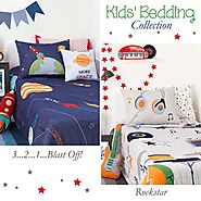 Shop Kids Bedding Collection - Little West Street
