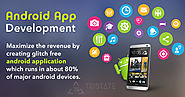 Android Application Development | Hire Android Developer in India
