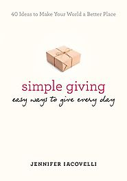 Healing through Simple Giving #SimpleGiving - Sunshine After the Storm