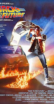 10 Best Movies With Time Travelers | Back to the Future (1985)